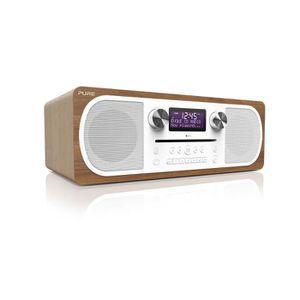 RADIO CD CASSETTE Pure Evoke C-D6 – Radio DAB avec lecture de musiqu
