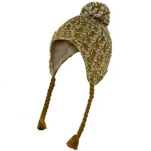 BONNET - CAGOULE Regatta Whirlwind hat gold cumin, bonnet Péruvien
