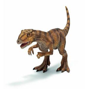 FIGURINE - PERSONNAGE SCHLEICH 14513 Figurine Dinosaure Allosaure 11,5 c