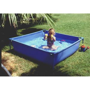 Piscine enfant carre achat vente piscine enfant carre for Piscine carree intex