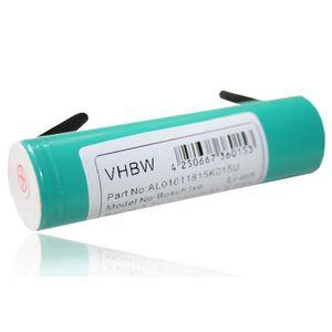 PRODRIVE Li-Ion 2000mAh 3.6V vhbw Akku für Bosch GSR Mx2Drive