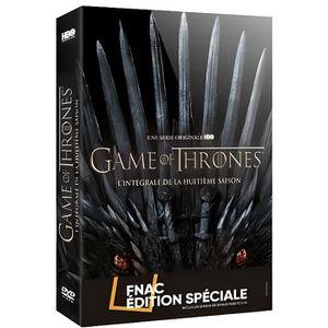 DVD SÉRIE Game of Thrones Saison 8 DVD Edition spéciale DVD