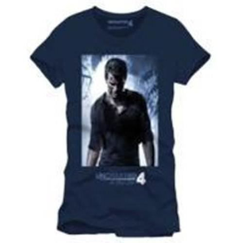 T-shirt Uncharted 4