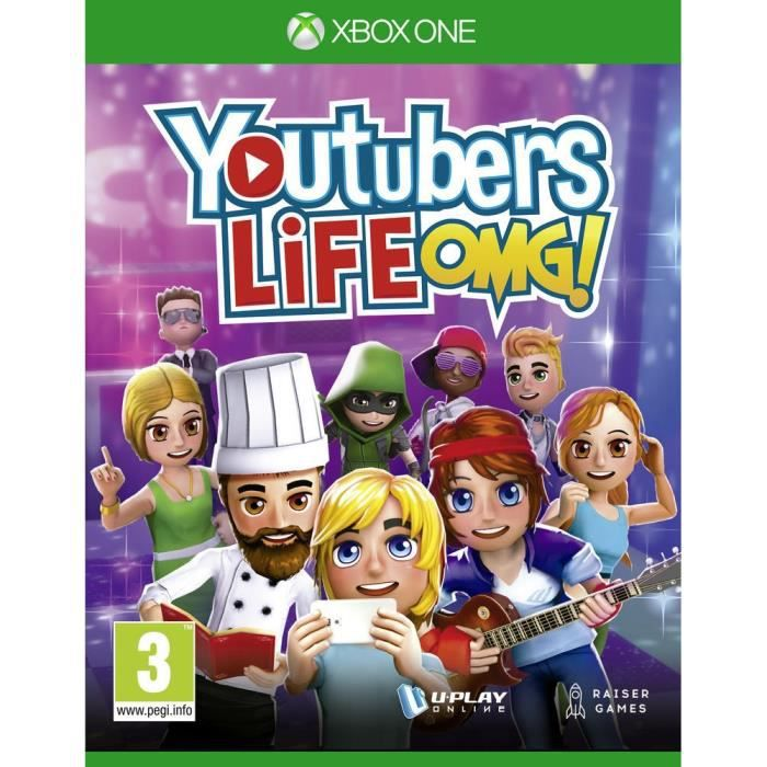 YOUTUBERS LIFE Jeux Xbox One