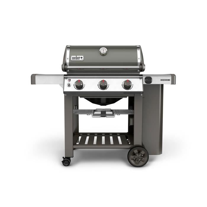 BARBECUE WEBER Barbecue à gaz Genesis II E-310 GBS - Fonte