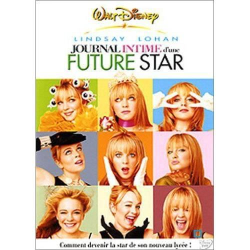 DVD FILM DVD Journal intime d'une future star