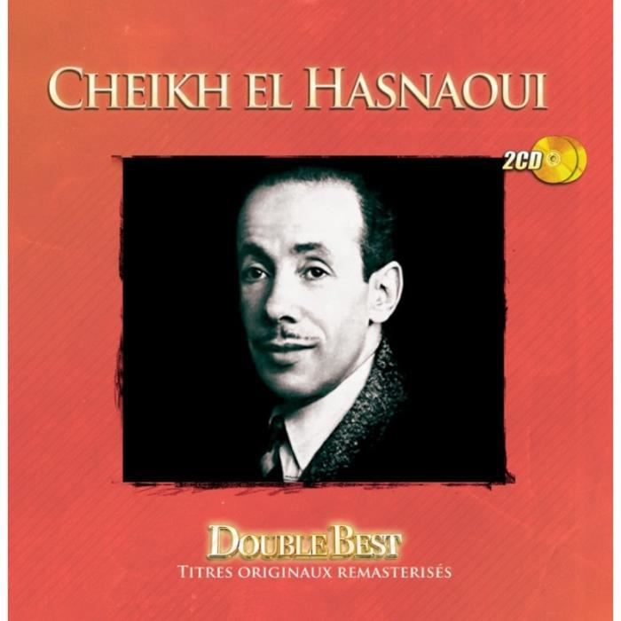 CD - Cheikh El Hasnaoui - Double Best
