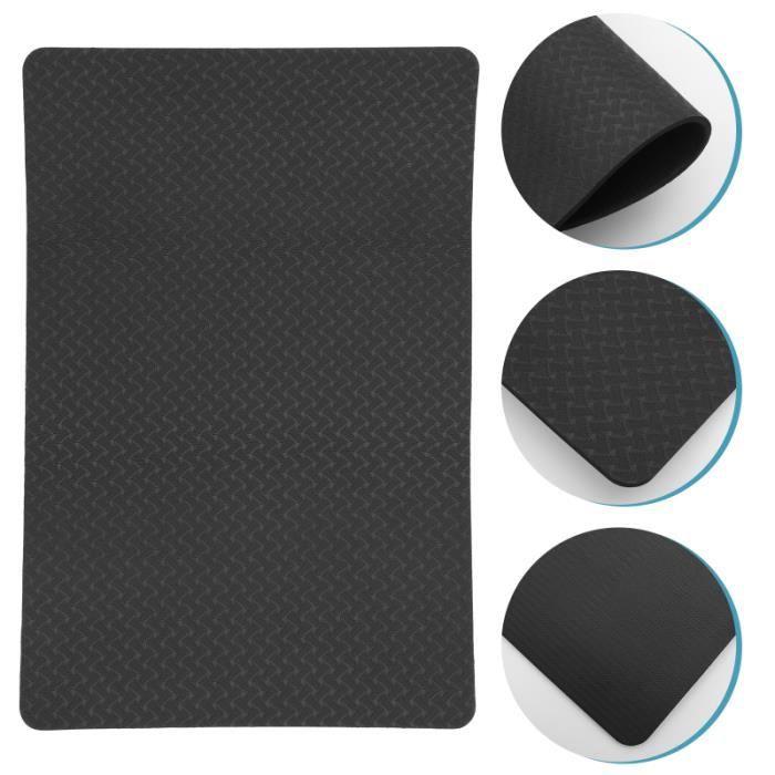 Pad de support de plat de 1pc Plaquettes de protection au coude tapis de sol - tapis de gym - tapis de yoga fitness - musculation