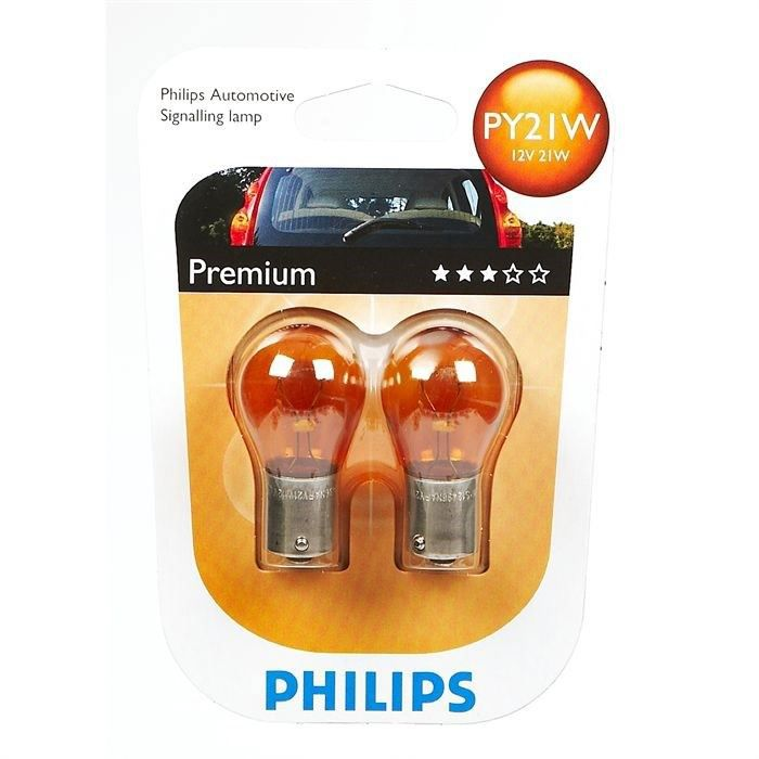 Ampoules Philips Vision PY21W 12V