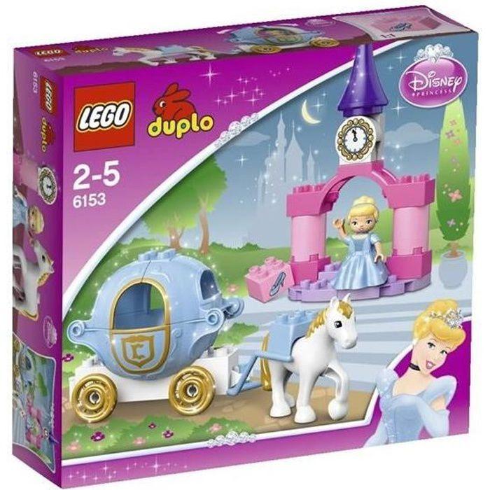 Lego Duplo Princess - Le Carrosse De Cendrillon
