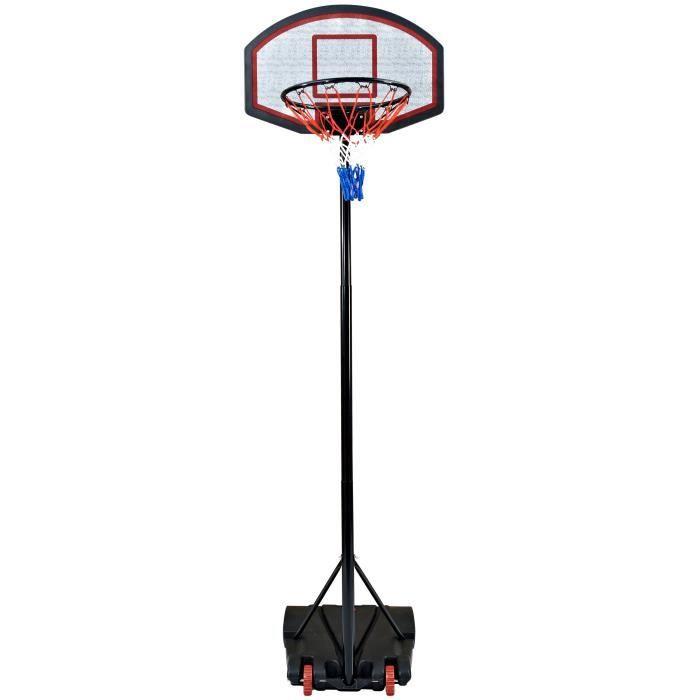 Panier de basket 1.65 à 2.05 m