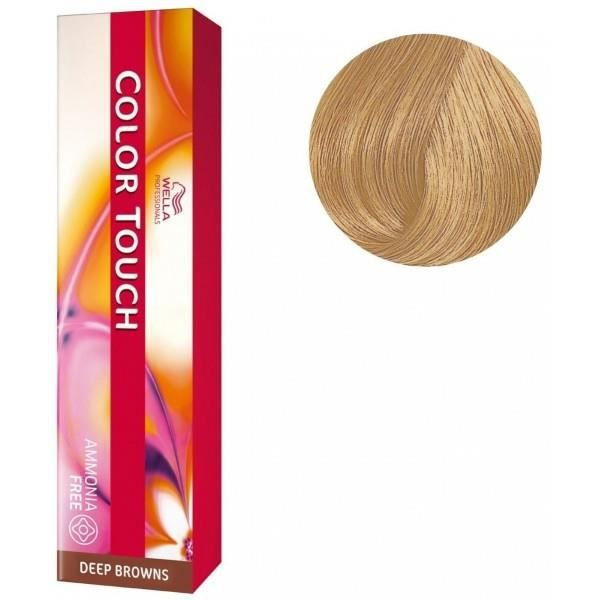 Coloration Color Touch Deep browns n°9-73 blond t