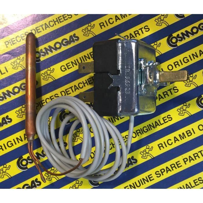 ROBINET DE RÉGULATION COSMOGAZ 62101044 - Aquastat de régulation thermos