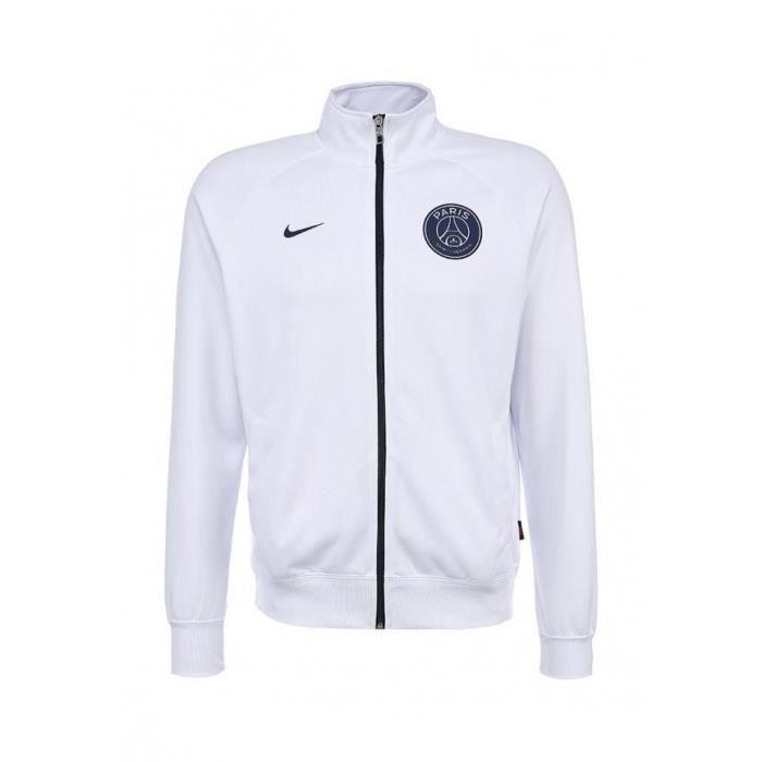 Veste de survêtement Nike PSG Core Trainer 546842 100