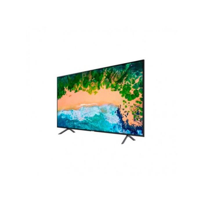 """Téléviseur LED TV intelligente Samsung UE40NU7125 40"""" LED Ultra H"""