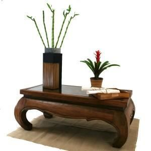 sun d koh table basse opium vitr e sculpture achat. Black Bedroom Furniture Sets. Home Design Ideas