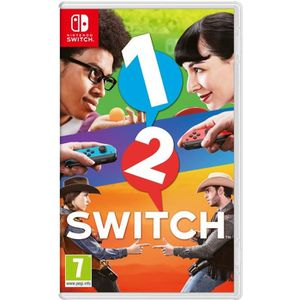 JEU NINTENDO SWITCH 1-2-Switch Jeu Switch