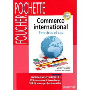 AUTRES LIVRES Commerce international bts