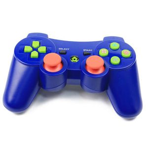 VOLANT PC JOYSTICK - MANETTE - VOLANT PC Gamepad Double choc