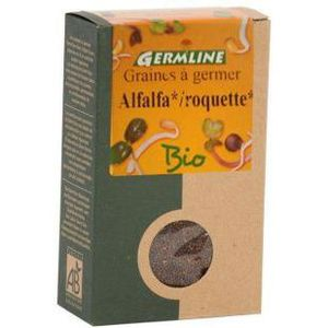 GRAINE - SEMENCE Graines à germer Alfalfa - Roquette Germline