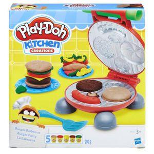 JEU DE PÂTE À MODELER Play-Doh – Pate A Modeler Play-Doh - Burger Party