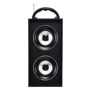 Radio réveil HT 1040 Radio-Radio-réveil MP3 Port USB
