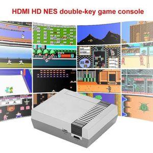 JEU CONSOLE RÉTRO Console de jeux vidéo NES Home TV classique HDMI r