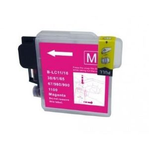 CARTOUCHE IMPRIMANTE Ink compatibile Brother LC980M LC1100M DCP-145 DCP