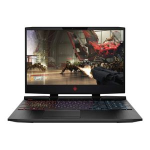 ORDINATEUR PORTABLE OMEN by HP 15-dc0002nf Core i7 8750H - 2.2 GHz Win