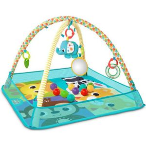 TAPIS ÉVEIL - AIRE BÉBÉ BRIGHT STARTS Tapis de jeu More-in-One Ball Pit Fu