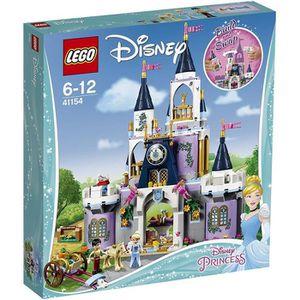 ASSEMBLAGE CONSTRUCTION LEGO® Disney Princess™ 41154 Le palais des rêves d