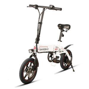 VÉLO ASSISTANCE ÉLEC E-BIKE Vélo électrique YINYU14&36V7.5Ah VELO ASSIS