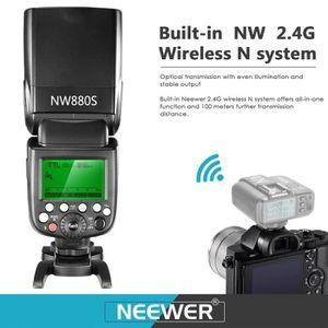 FLASH Neewer TTL Flash pour Sony New Mi Sabot Caméra GN6