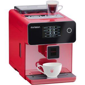 MACHINE À CAFÉ Oursson Machine à Café Super Automatique, Moulin C