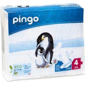 COUCHE PINGO - Couches Ecologiques taille 4 - 7 à 18 kg -
