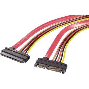 CÂBLE INFORMATIQUE Câble rallonge Renkforce disque dur, alimentation