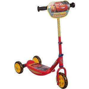 PATINETTE - TROTTINETTE CARS 3 Smoby Trottinette 3 Roues