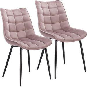 CHAISE WOLTU Lot de 2 Chaises de salle à manger, Chaise d