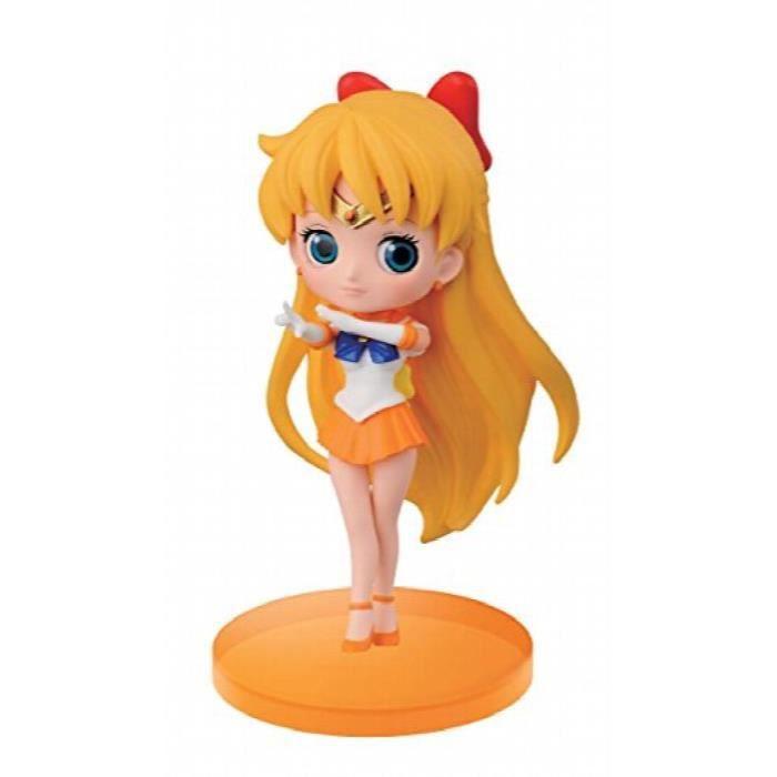 Figurine Miniature Sailor Moon Sailor 2,8 pouces Venus Figure, Volume 2 Q Posket Petit GS9SW