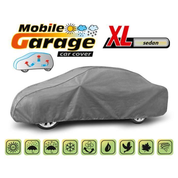 Bâche de protection Housse de protection voiture XL pour Skoda Superb Imperméable Respirant