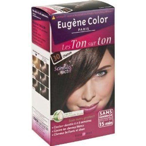 Eugène Color - Les Ton Sur Ton - N&deg30 Châtai…