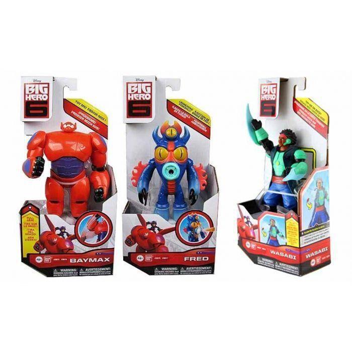 Big Hero 6 figurines