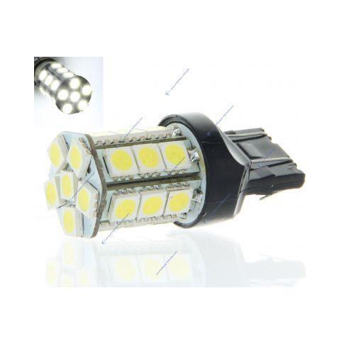 Ampoule 24 LED SMD - W21/5W - Blanc
