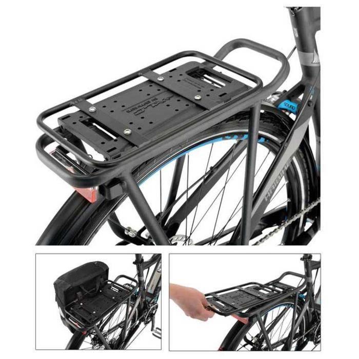 Sacs Starpontins Xlc Carry More Baggage Holder Set - Taille Unique - Noir