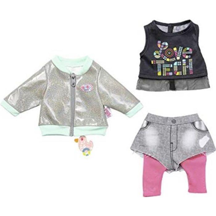 Accessoires poupées - BABY born City Outfit 43cm