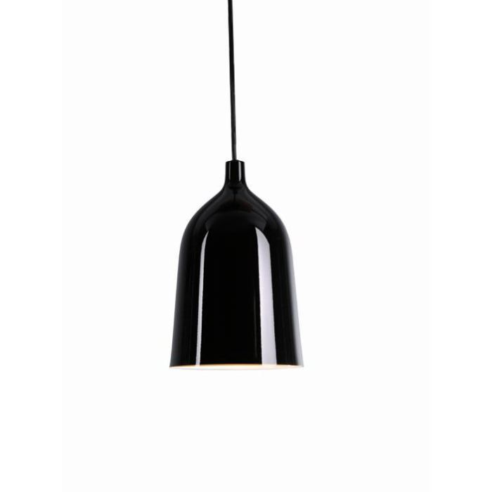 suspension bottle pm design noire interieur blanc achat vente suspension bottle pm design. Black Bedroom Furniture Sets. Home Design Ideas