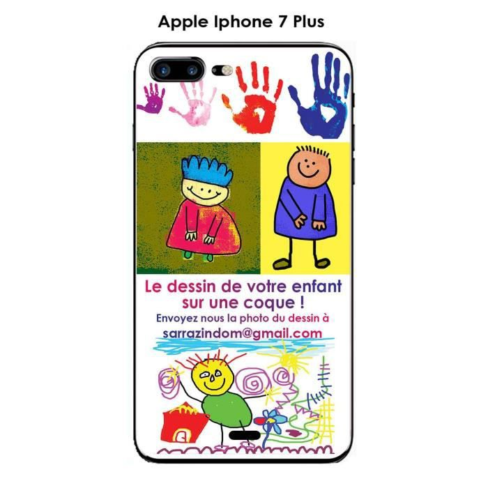 coque iphone 7 plus enfant