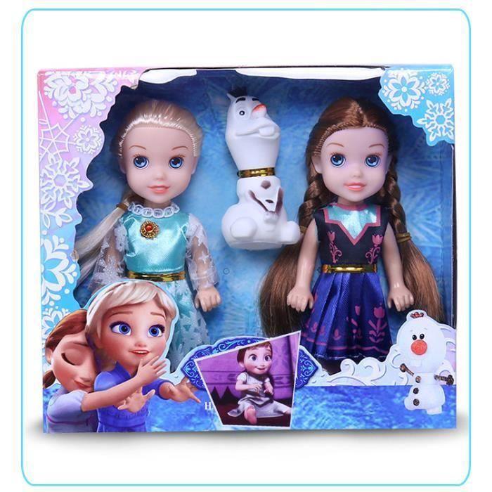 POUPÉE 2019 new arrival Poupée Princesse Elsa Anna