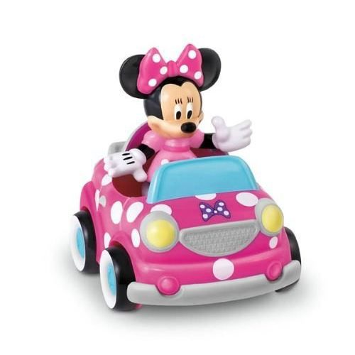 Minnie mouse la voiture de minnie achat vente figurine - Voiture minnie ...
