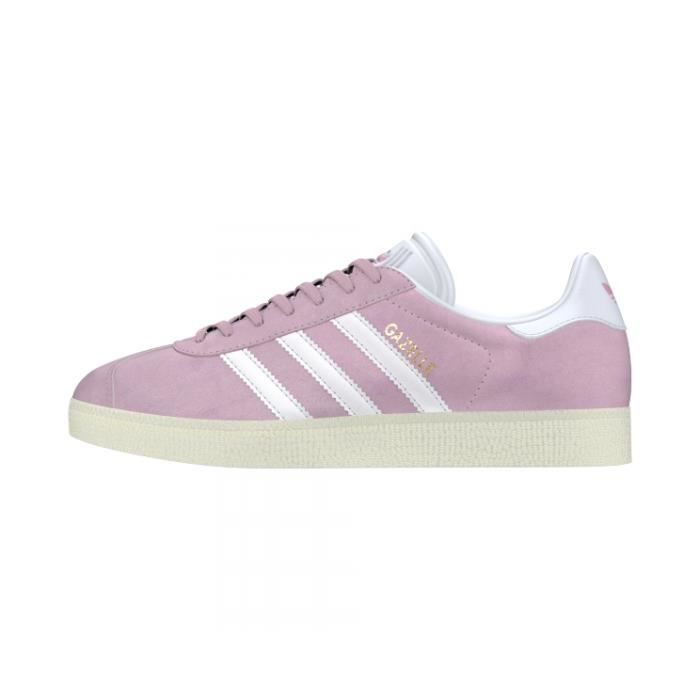 Basket ADIDAS GAZELLE W - Age - ADULTE, Couleur - ROSE, Genre - FEMME